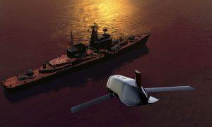 AGM-158C Long Range Anti-Ship Missile (LRASM)
