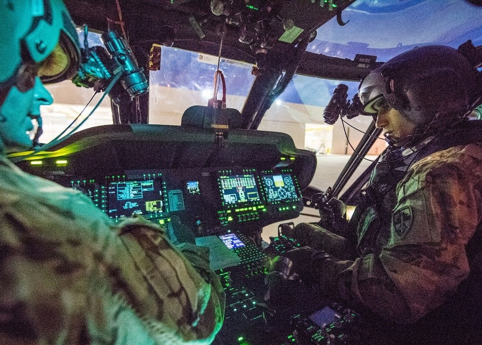 Northrop Grumman's digital cockpit will keep the U.S. Army's legacy Black Hawk aircraft in the fight for decades to come. The system recently completed initial operational test and evaluation. (Photo courtesy of the U.S. Army)