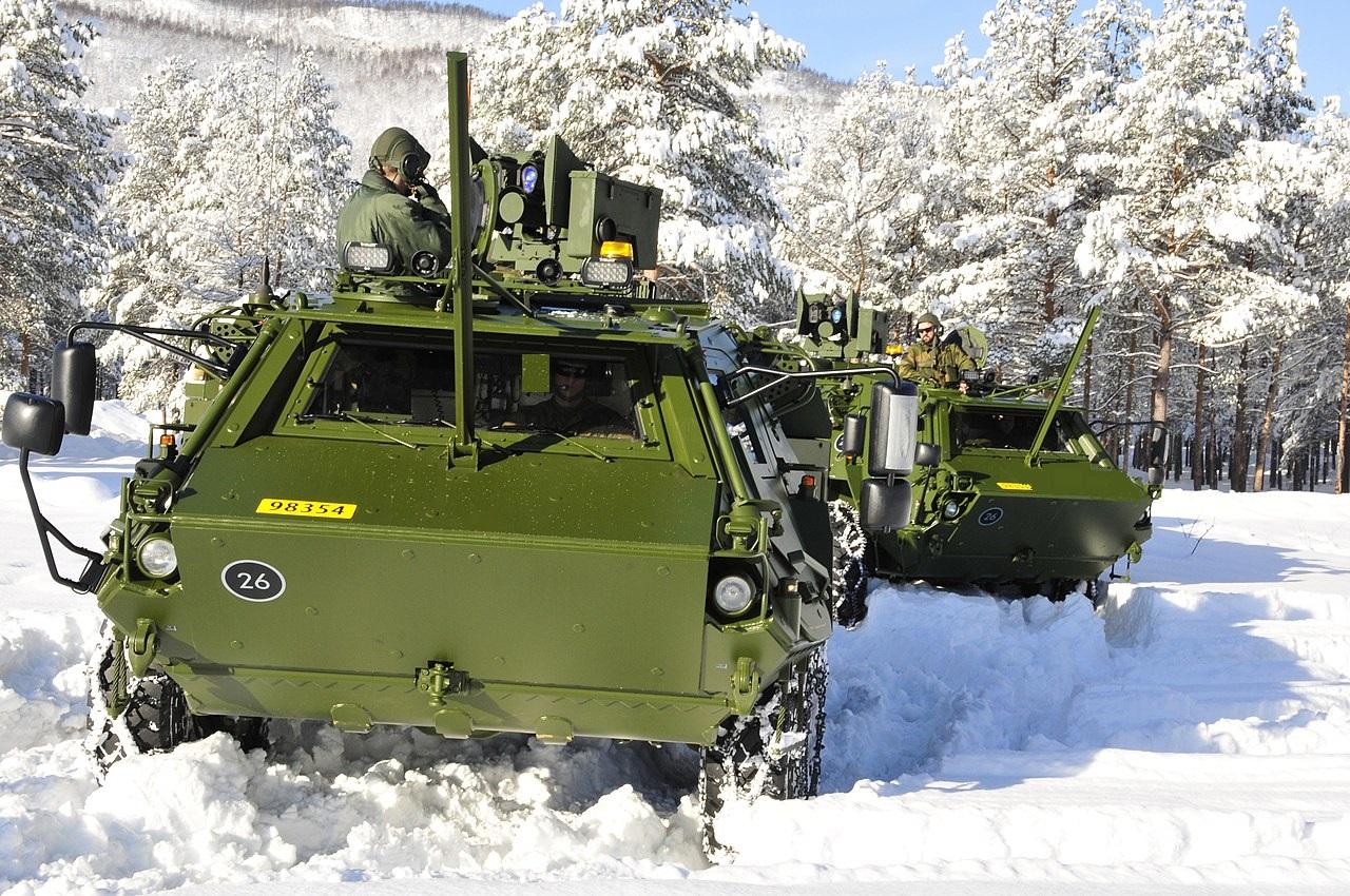 Rheinmetall's 6x6 Fuchs/Fox armoured transport vehicle