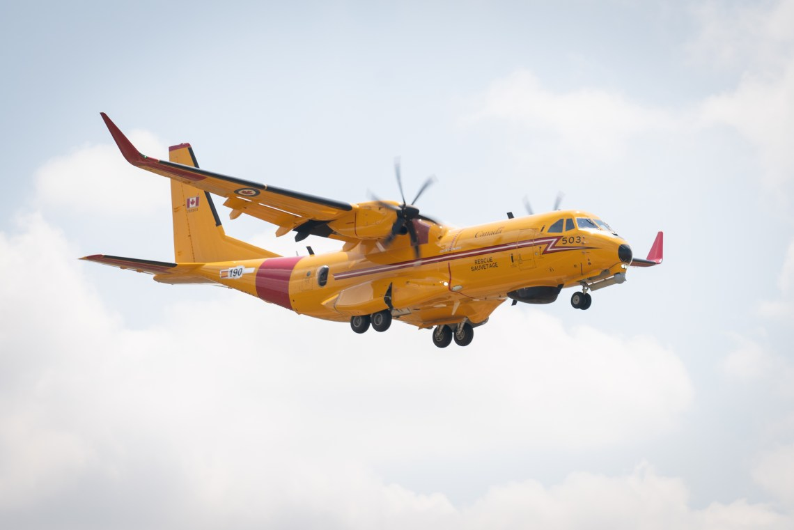 Royal Canadian Air Force CC-295  Fixed Wing Search and Rescue (FWSAR)