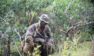 U.S. Marine Corps to Select New Tropical Combat Uniform