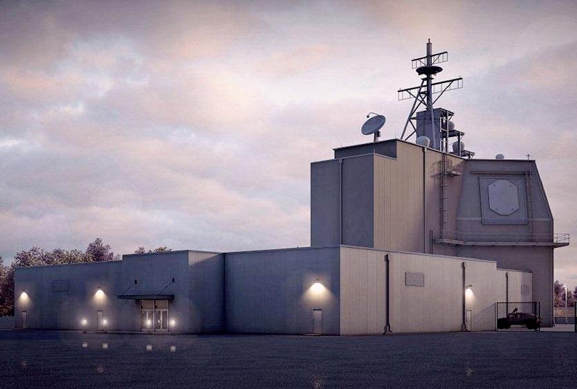 Lockheed Martin's Aegis Ashore