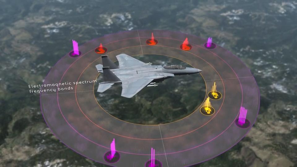 ALQ-239 Digital Electronic Warfare System (DEWS)