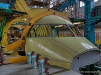Antonov Assembling AN-178 for Peru