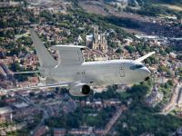 Boeing Names STS Aviation Services in Birmingham as Key E-7 Wedgetail Supplier