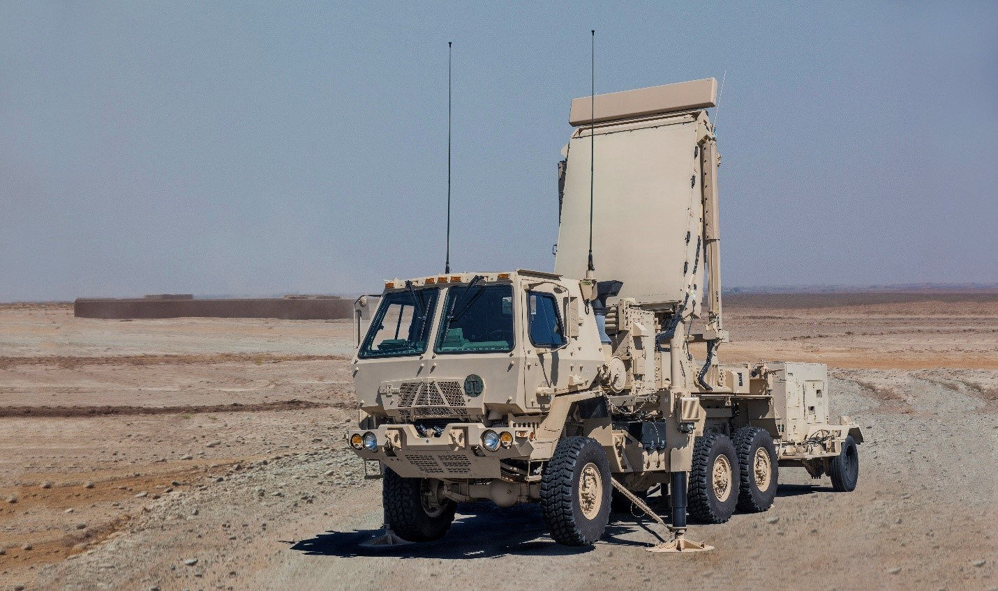 First Q-53 Radar Equipped With Gallium Nitride Delivered To U.S. Army