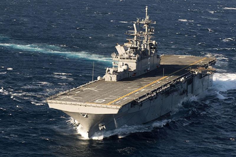 LHA 6 Amphibious Assault Ship