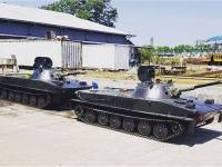 Indonesian Marine Corps to Receive Modernized PT-76P Light Tank