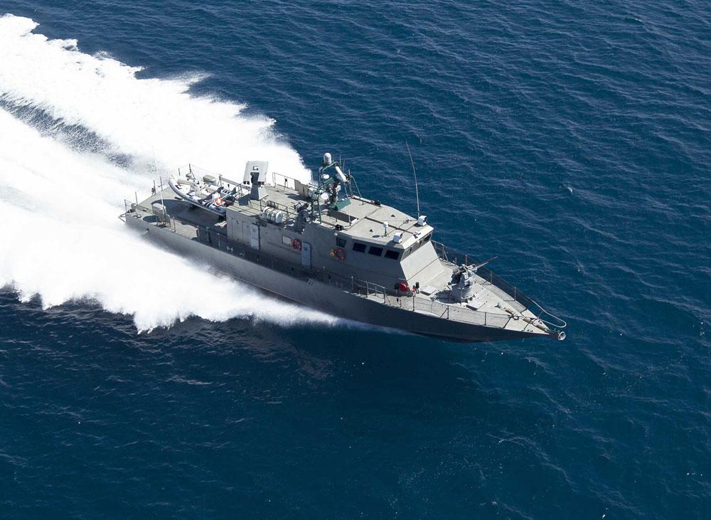 Israel Shipyard Shaldag MK V