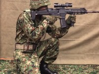 Japan Ministry of Defense Unveils Howa Type 20 Assault Rifle
