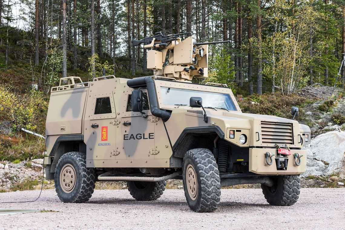 Kongsberg Awarded Contract to Provide Remote Weapon Stations to Canadian Army