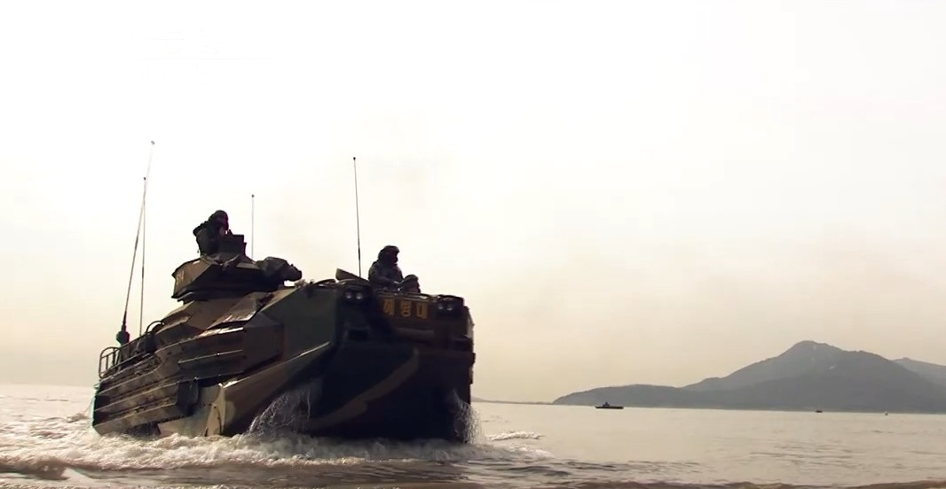 Korea Amphibious Assault Vehicle (KAAV)