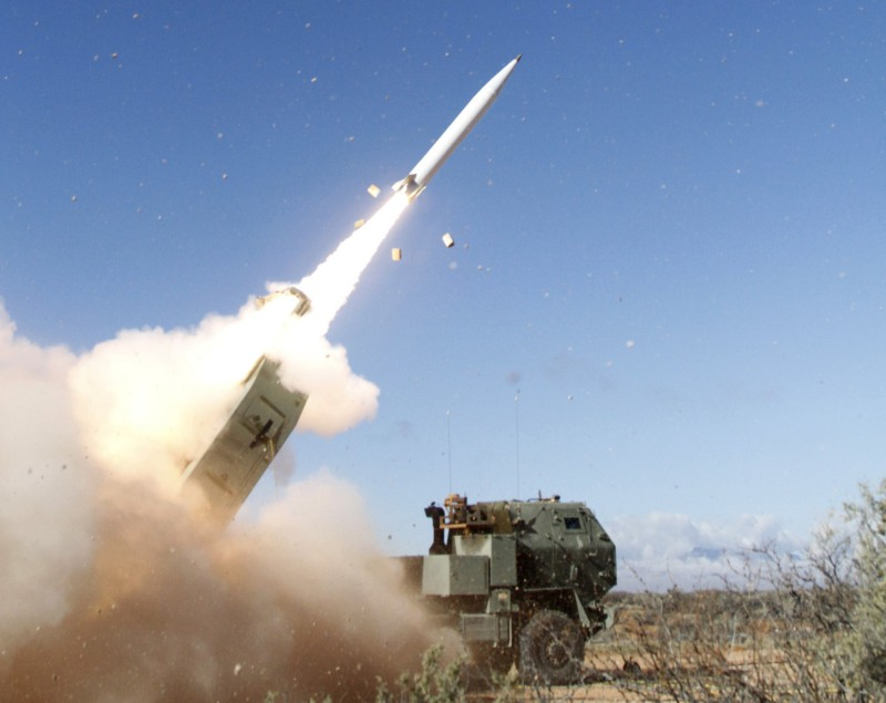 Lockheed said the PrSM was fired from a High Mobility Artillery Rocket System (HIMARS) launcher and flew approximately 85 kilometers to its target, culminating in a highly accurate and lethal warhead event, whatever that means.