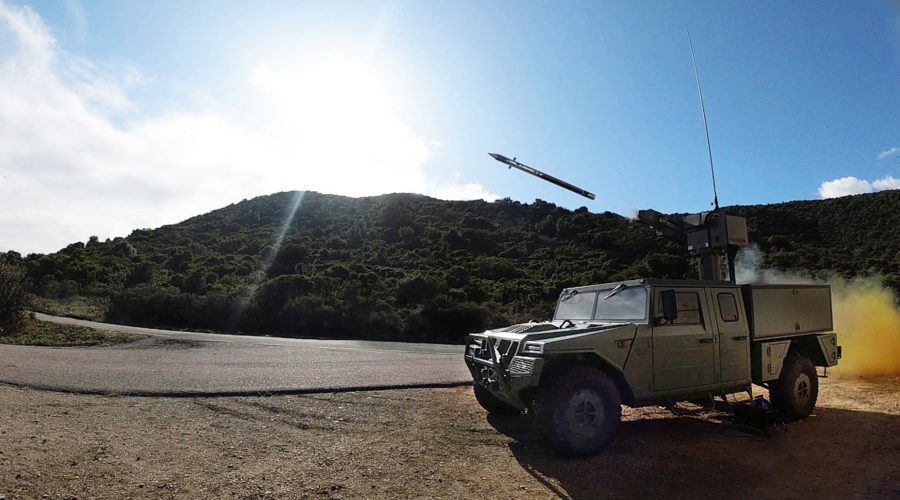 Morocco to Acquire Missile Defense Systems from France Company MBDA
