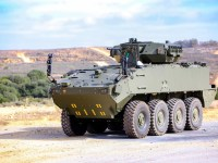 New Spanish Joint Venture Company Authorized to Produce 348 Dragon 8x8 Wheeled Armored Vehicles