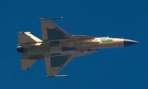 Nigerian Air Force JF-17 Thunder Begins Flight Tests in Pakistan
