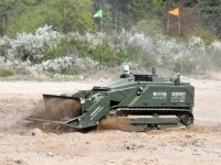 Republic of Korea Army Unveils MV-4 Mineclearing Unmanned Ground Vehicle