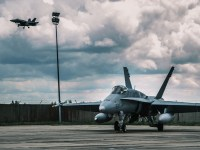 Spanish Air Force Successfully Completes First Month Leading NATO's Baltic Air Policing