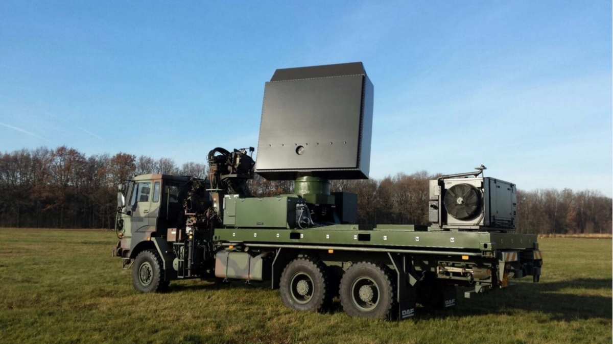 Thales Touts New Radar as Part of TLVS Proposal for Germany