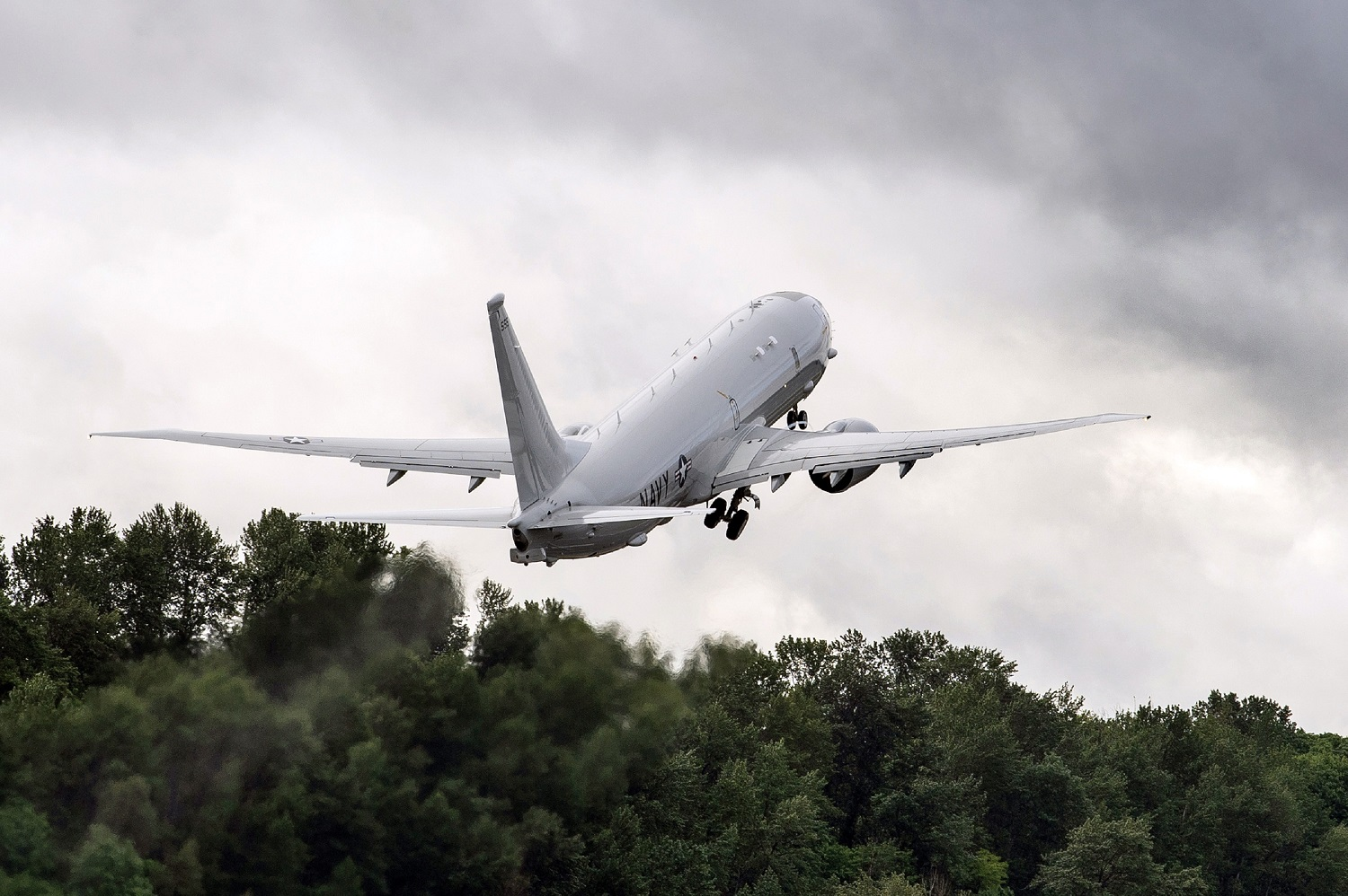 Boeing Delivers 100th P-8A Poseidon Built for the U.S. Navy