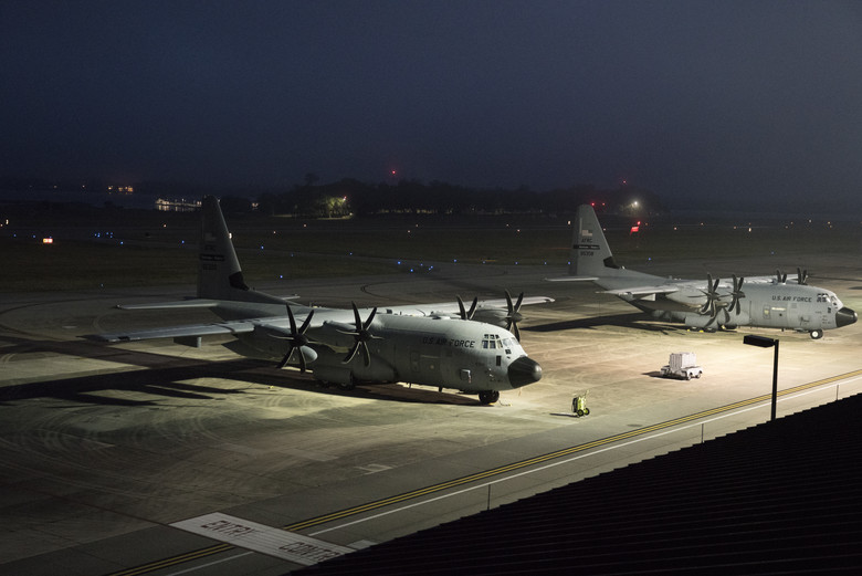 US Air Force Hurricane Hunters Fly First Mission of 2020 Atlantic Season