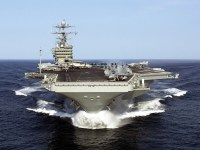 US Northern Command Leads Large-Scale Multi-Combatant Exercise with Truman Carrier Strike Group
