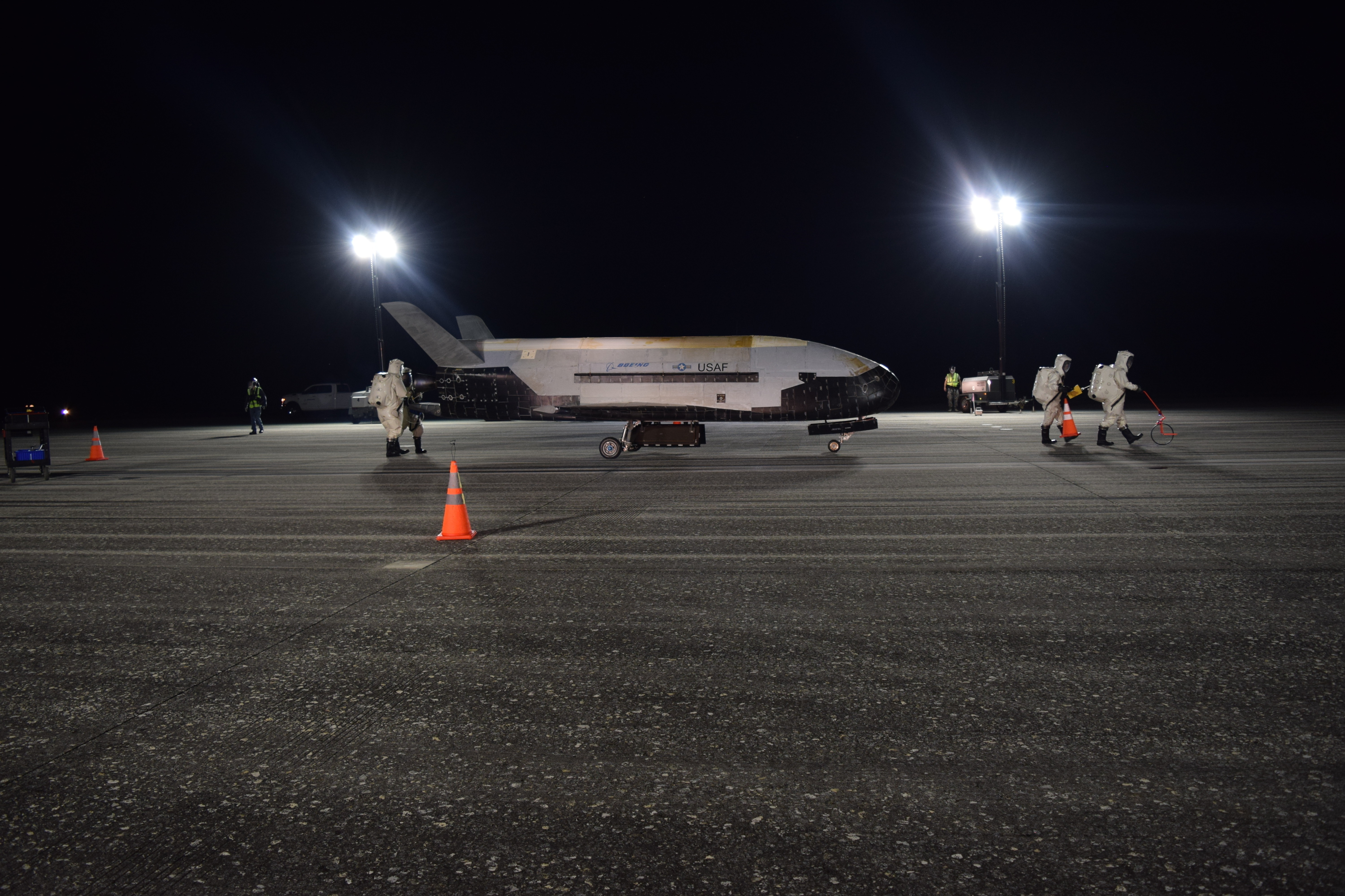 US Space Force Reveals Some X-37B Details