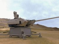 Valhalla Turrets Unveils Desert Spider Remotely Controlled Short-Range Air Defense System