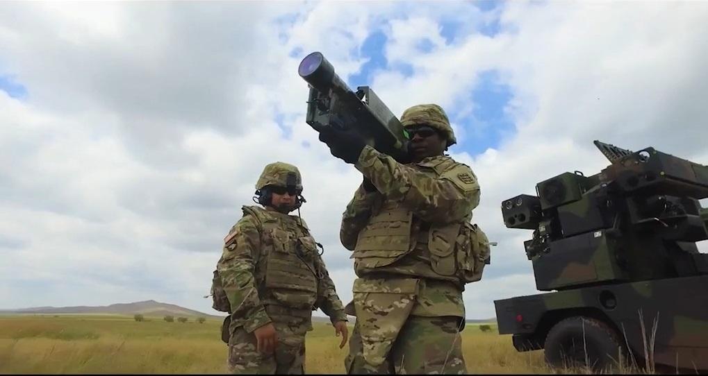 Air Defense Artillery Branch FIM-92 Stinger Missile/Avenger Air Defense System
