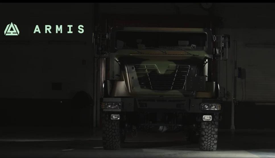 ARQUUS Armis Tactical Military Truck