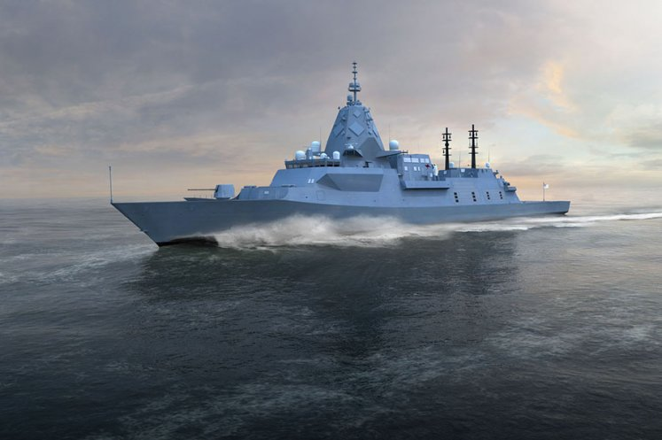 Australia's ASC Seeks Suppliers for Hunter-Class Frigate Program