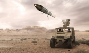 BAE Systems Succeeds in Ground-Launched Test of APKWS Laser-Guided Rockets