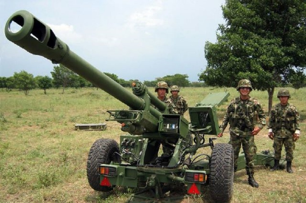Colombian Army Orders NELI Artillery Fire Control Systems