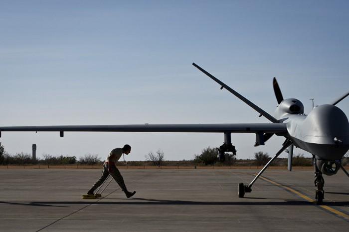 General Atomics Wins Order for Two MQ-9A Reaper Drones