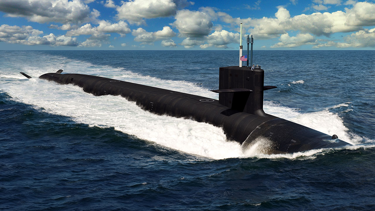 General Dynamics Wins $104 Million Contract for Columbia/Dreadnought SSBNs Fire Control Systems