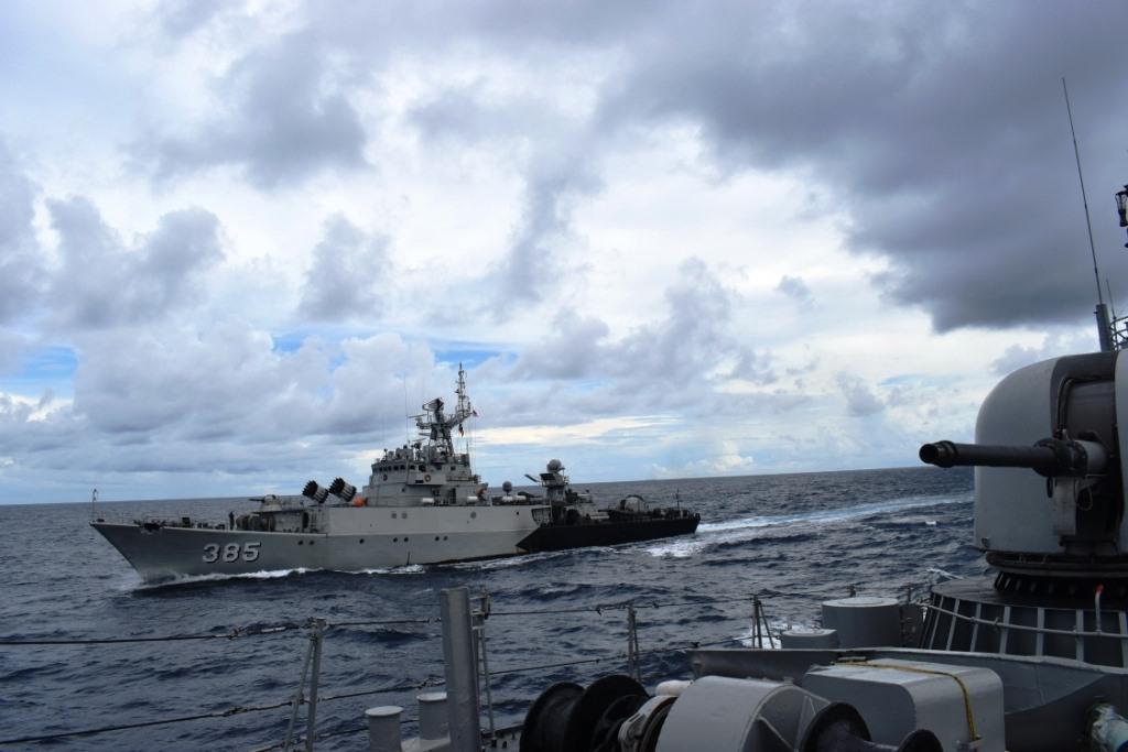 Indonesian Navy KRI Teuku Umar (385)