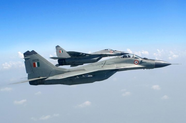 Indian Air Force MIG-29UPG