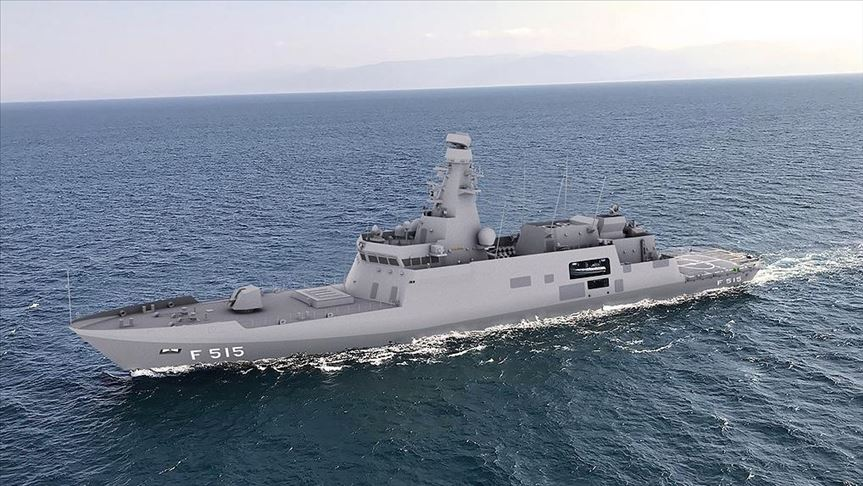 KSEW Works Begins Constructing MILGEM Class Corvette for Pakistan Navy