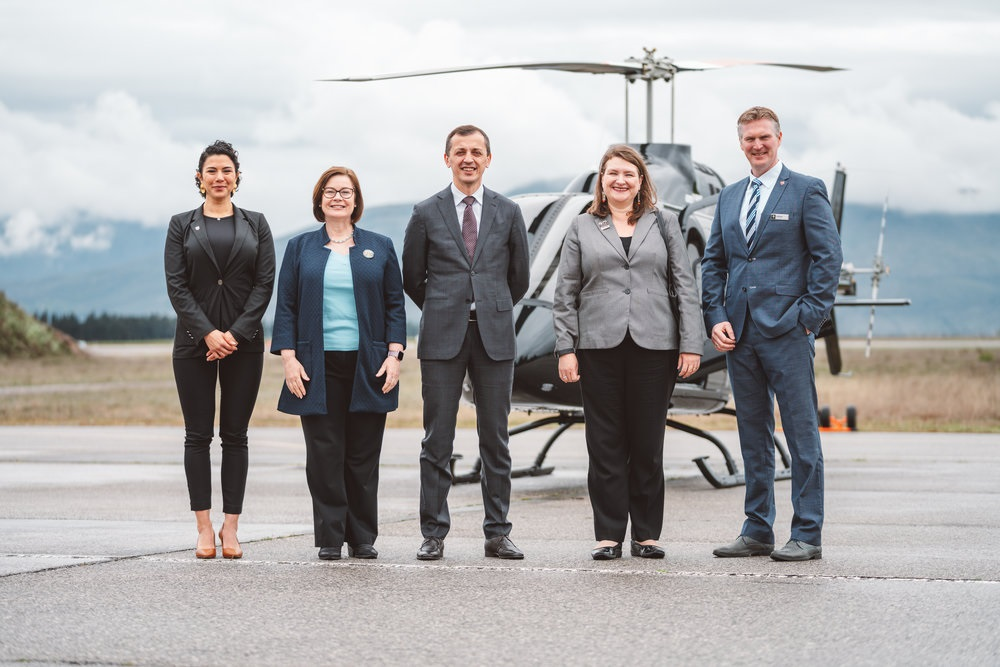 Montenegro Air Force Signs Purchase Agreement for Two Bell 505 Helicopters