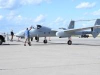 Northrop Grumman Firebird Intelligence Gathering Aircraft (IAG)