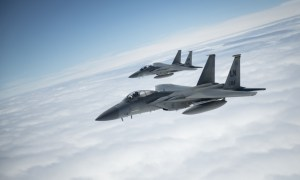 Pilot Killed in US Air Force F-15C Eagle Crash in Britain