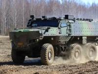 Protolab PMPV in further amphibious testing in Finland with excellent results.
