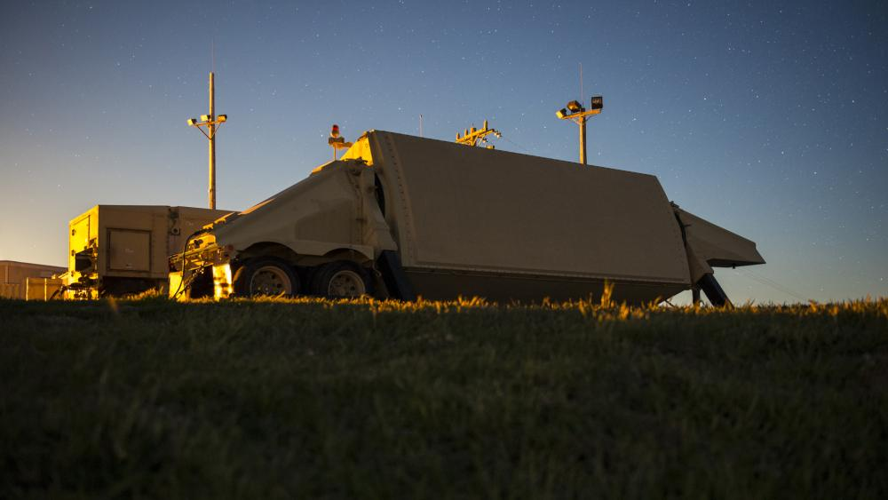 Raytheon Missiles & Defense AN/TPY-2: Army Navy/Transportable Radar Surveillance