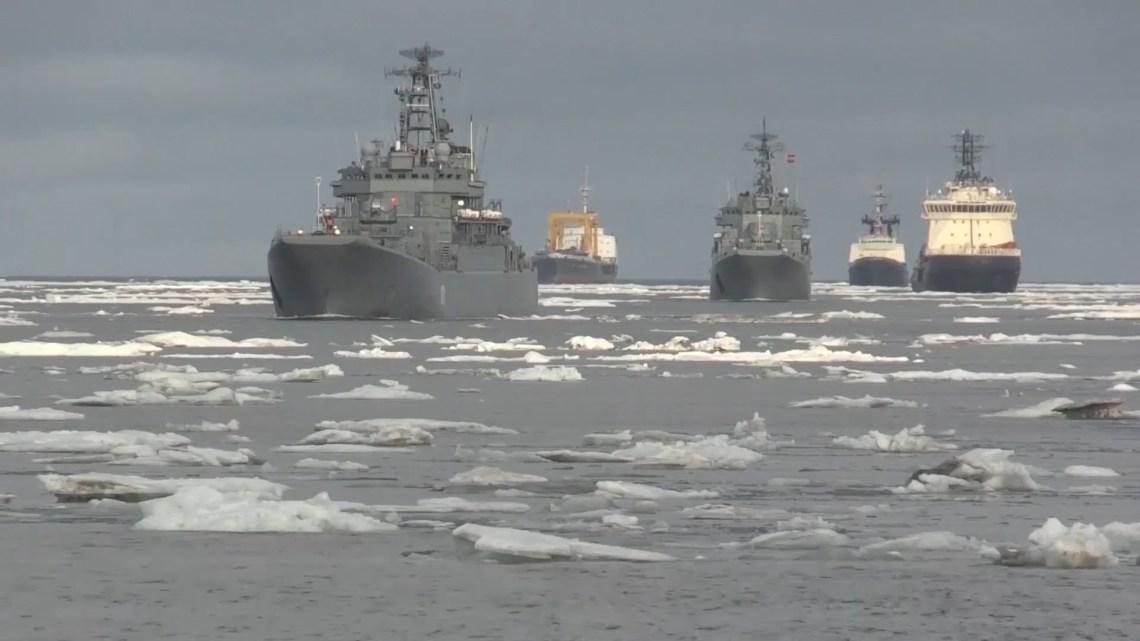 Russian Navy Northern Fleet