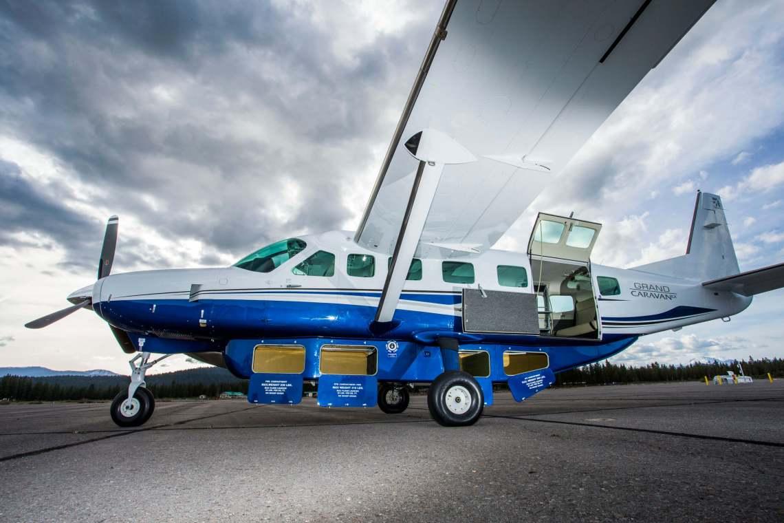 Textron Cessna C-208 EX Utility Aircraft