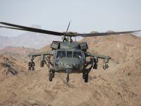 Sikorsky S-70i Armed Black Hawk Helicopter
