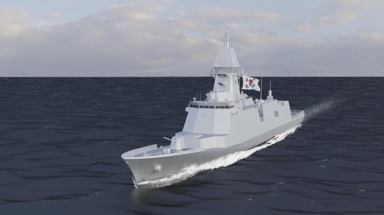 South Korea Kicks Off Next-Generation Aegis Destroyer Program