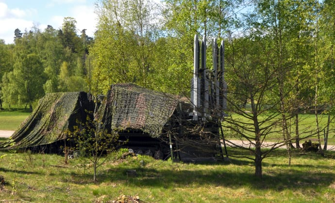 Swedish Army Tests RBS 98 Air Defense Missile System