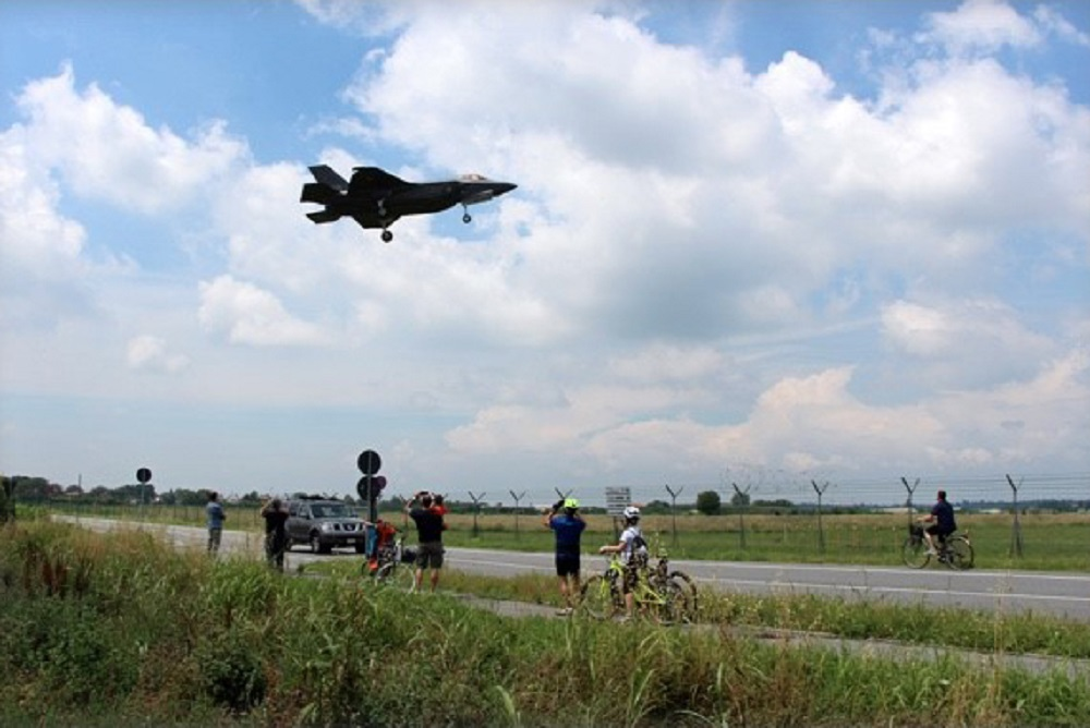 Two More Royal Netherlands Air Force F-35As to Be Delivered in July
