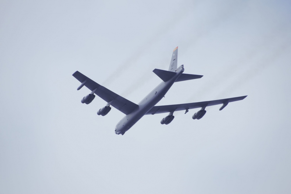 US Air Force B-52H Stratofortresses Participate in BALTOPS 2020 Exercise